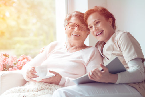 The Difference a Good Caregiver Can Make