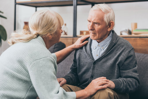 Dementia Care: How to Respond to Agitated Behavior