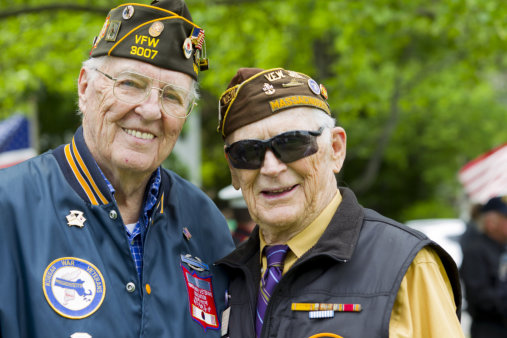What Challenges Do our Aging Veterans Face?