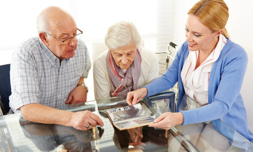 Dementia: How to Cope When You Are Not Recognized