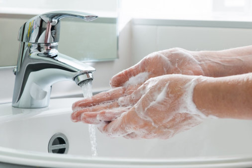 Why You Should Wash Your Hands Regularly